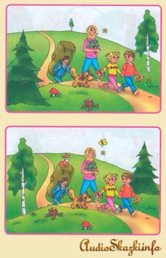 Game Spot The Difference Kids, Hidden Object Puzzles, Hidden Pictures, Fun Games, Different, Preschool Activities, Teaching, Awesome, Literacy Activities