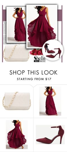 """""""SheIn 5/10"""" by melisa-hasic ❤ liked on Polyvore featuring Balmain"""