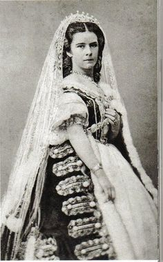 Empress Elisabeth 'Sissi'