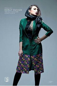 #Iranian#women#fashion #HoNeY #Design