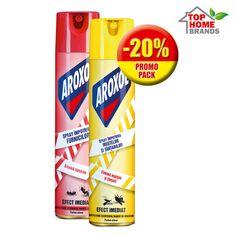Top Home Brands: Aroxol промоционален пакет срещу мухи, мравки и ко...