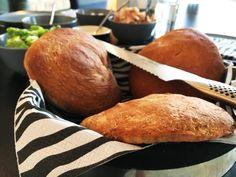 Pan Bread, Hamburger, Food And Drink, Burgers
