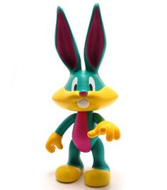"BUGS BUNNY Vinyl 9"" Figure Fancy Version"