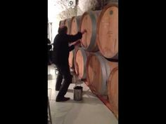 This is how we age our wines at Laurent Miquel- those good vibes just make the wine that much smoother!