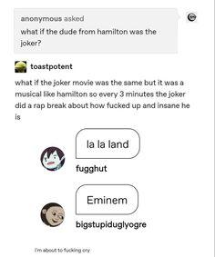 Stupid Funny Memes, Funny Posts, Funny Quotes, Hilarious, Funny Instagram Memes, Tumblr Funny, Tumblr Stuff, Tumblr Posts, Dankest Memes