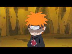 Akatsuki on Naruto SD [Hidan Laughs at Naruto Sd, Pein Naruto, Nagato Uzumaki, Itachi, Naruto Shippuden, Video Naruto, Boruto, Rock Lee, Akatsuki