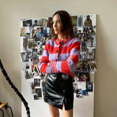 90s Fashion, Love Fashion, Korean Fashion, Spring Fashion, Fashion Dresses, Fashion Hacks, College Fashion, Fashion Ideas, Winter Fashion