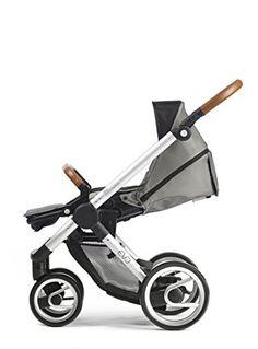Mutsy Evo Urban Nomad Stroller, Silver Chassis, Light Grey  http://www.babystoreshop.com/mutsy-evo-urban-nomad-stroller-silver-chassis-light-grey/