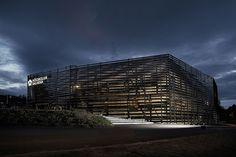 Dalarna Media Arena, ADEPT + Sou Fujimoto Architects - BETA