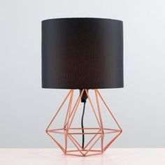 Hester wire base table lamp copper dunelm table lamps living hester wire base table lamp copper dunelm table lamps living room pinterest bedrooms living rooms and room keyboard keysfo Choice Image