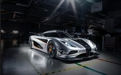 """Köenigsegg One:1 has a hp to kg curb weight ratio of an astonishing 1:1. This is the  """"dream"""" equation previously thought impossible. Watch and listen to what that sounds like here. #spon #DreamSupercars"""