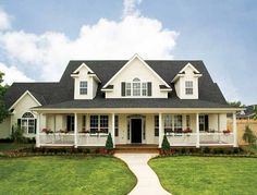 Low Country House Plan with 2693 Square Feet and 4 Bedrooms from Dream Home Source | House Plan Code DHSW41917