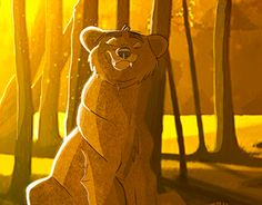 "Check out new work on my @Behance portfolio: ""Relaxed bear"" http://be.net/gallery/50942325/Relaxed-bear"