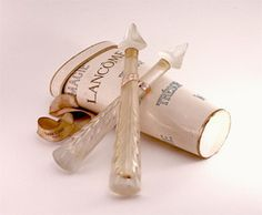perfume bottle- lancome- tresor