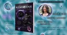 Nemecene: Dreams Flow In Streams Sci Fi Authors, Truth And Lies, Political Leaders, Atonement, South London, Book Signing, Save Her, Greed