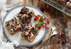 Mákos-csokis-ribizlis kocka   Nosalty French Toast, Breakfast, Poppy, Food, Morning Coffee, Essen, Meals, Yemek, Poppies
