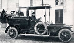 1908 Open-drive Landaulette by Cunard (chassis 60784) for the Earl of Northbrook