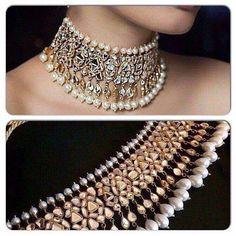 I didn't want traditional trendy stuff, I like the unique look. India Jewelry, Jewelry Sets, Bridesmaid Jewelry, Wedding Jewelry, Pakistani Jewelry, Jewelry Patterns, Sabyasachi, Jewelry Collection, Fashion Jewelry
