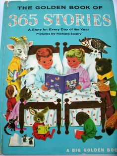 The Golden Book of 365 Stories Story of Every Day of the Year