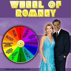Wheel of Fortune takes on Mitt Romney.