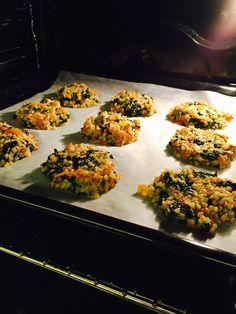 FRITTELLE (non fritte) SALATE DI GRANO SARACENO   Cook di Gusto
