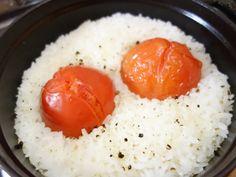 トマトの炊き込みごはん : a day in my life