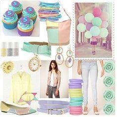 Pretty Pastel Party by Luísa Chiara