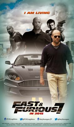 Fast and Furious 7 Just watched this movie, it was really good!