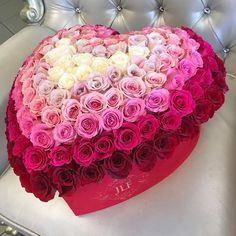 The JAdore way to say I LOVE YOU  #valentinesday  #JLF #JAdoreLesFleurs  www.jadorelesfleurs.com