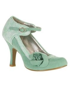 Ruby Shoo - Anna - Turquoise