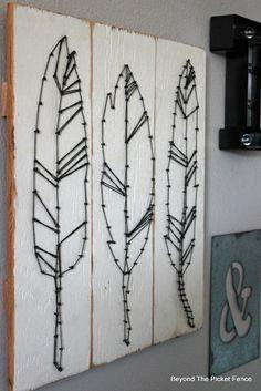 Target Knock-Off: String Art, http://bec4-beyondthepicketfence.blogspot.com/2015/08/knock-off-target-string-art.html
