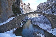 GREECE CHANNEL | Kokkoris old bridge. Epirus Theophilos - Θεόφιλος Vossinakis