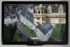 """video of the architectural evolution of the Loire Valley castle, le Château royal de Blois- <<Blois au fil des siècles>>/ """"Blois through (the) Centuries"""""""