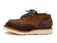 19a447f7983a Image of Viberg • Old Oxford Two Tone Suede...I like these!
