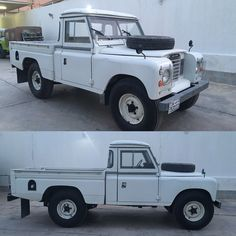 RARE LAND ROVER SERIES Defender 110, Land Rover Defender, Land Rover Pick Up, Range Rover Off Road, Landrover Series, Best 4x4, Range Rover Classic, Range Rovers, Sweet Cars