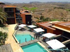 Sheraton Gran Canaria Palmera Pools Santa Lucia, Easter Breaks, Winter Sun, Canario, Canary Islands, Pools, Places To Travel, Countryside, Maspalomas