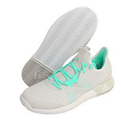 huge selection of 457fd 20ebd adidas Adizero Defiant Bounce 2017 for Womens Tennis Shoes Sports White  CG3079 adidas Badminton,