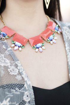 Deb Shops necklace