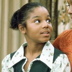 Janet on Good Times