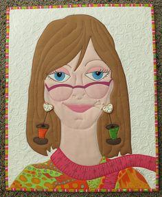 "#21 in my ""ladies"" series - Sharon by mamacjt, via Flickr"
