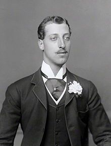 Prince Albert Victor, Duke of Clarence and Avondale - Wikipedia, the free encyclopedia