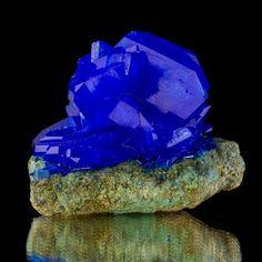 Blue Chalcanthite
