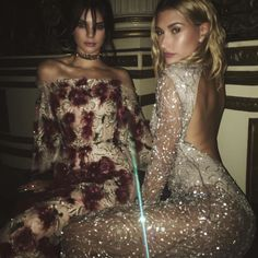 Kendall & Hailey Balwin