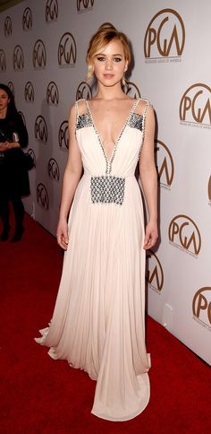 Jennifer Lawrence Photos: 26th Annual Producers Guild Of America Awards - Red Carpet
