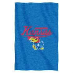 Use this Exclusive coupon code: PINFIVE to receive an additional 5% off the University of Kansas Sweatshirt Throw at sportsfansplus.com