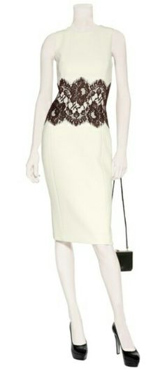 Michael Kors----I have wanted this dress since it came out! Classic, gorgeous, completely flawless!!