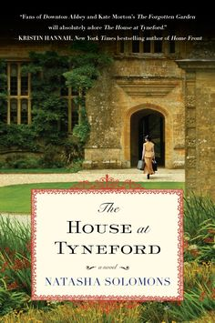 """""""The House at Tyneford"""" At the bookstore, I was trying to decide between three other books when the cover of The House At Tyneford caught my eye with recommendations for those that liked Kate Morton's The Forgotten Garden and fans of Downton Abbey. Since I love both, I ditched the other books and bought it. Loved it!"""