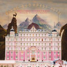 Grand Budapest Hotel.