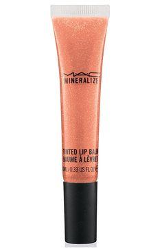 MAC Tinted Lip Balm Slightly Nude