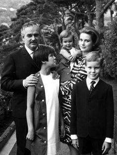 The Grimaldi Family of Monaco